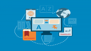Translating digital marketing content